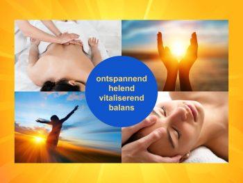 ontspannend helend vitaliserend balans